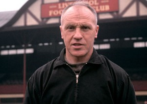 Bill Shankly Liverpool