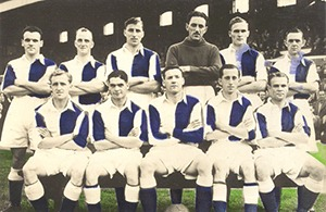 Blackburn 1949-50