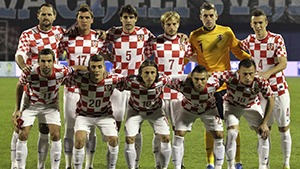 Croatia's football team