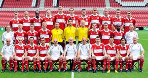 Middlesbrough F.C 2012-2013