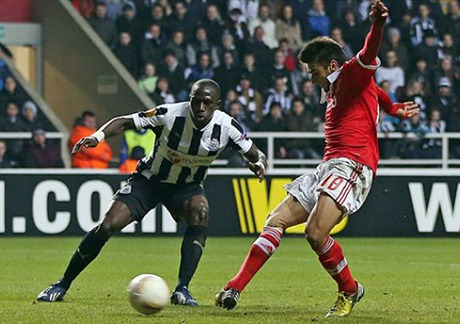 Benfica vs Newcastle