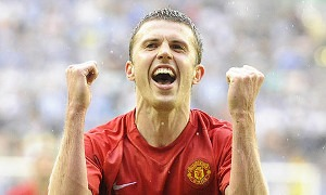 carrick manchester united
