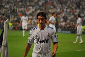 ozil real madrid