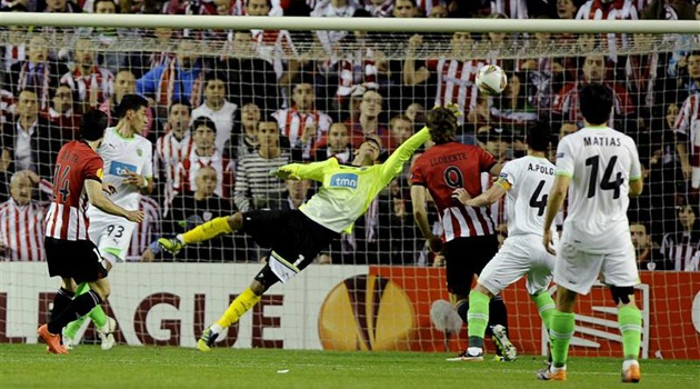Sporting - Athletic Bilbao (Liga Europa)