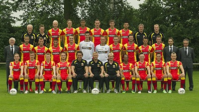 Go Ahead Eagles 2013-2014