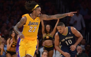 Jordan Hill Lakers
