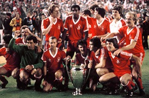 Nottingham Forest 1980 european cup
