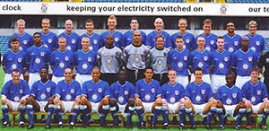 Millwall Football Club 2002-2003