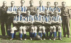 Sheffield Wednesday 1949-1950