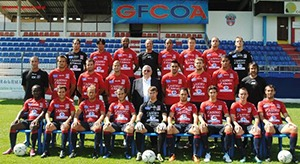 clermont foot 63 2011-2012