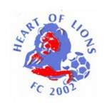 Heart of Lions logo