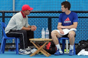 Ivan Lendl Andy Murray