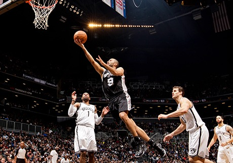 Tony Showtime Parker