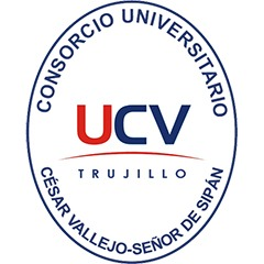 Universidad César Vallejo logo