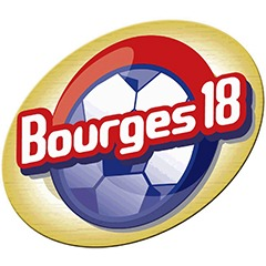 Bourges 18 logo