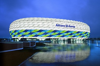 Estádio Allianz arena