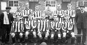 Rotherham United 1911-1912