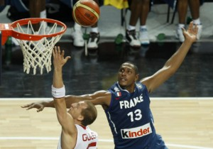 Boris Diaw France