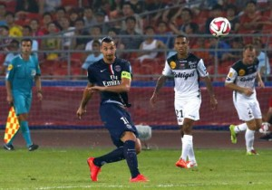Ibrahimovic Paris SG