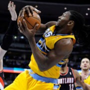 Kenneth Faried Nuggets