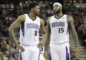 Rudy gay Demarcus cousins