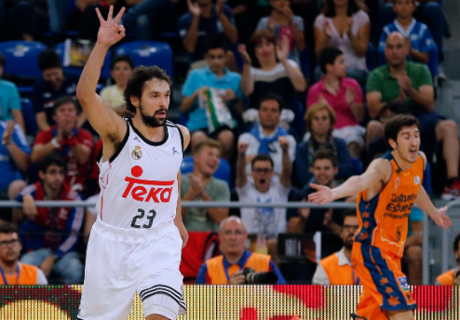 Sergio Llull Real Madrid