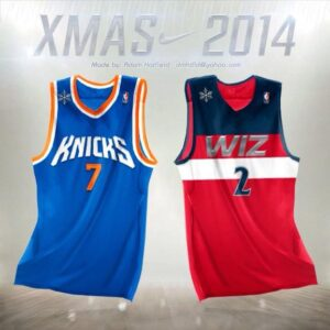 Knicks v Wizards Natal 2014
