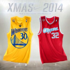 Warriors v Clippers Natal 2014