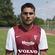FOOTBALL : F.C METZ : photos officielles- Ligue 1 - Championnat de France 2014 / 2015 - 01/08/2014 -
