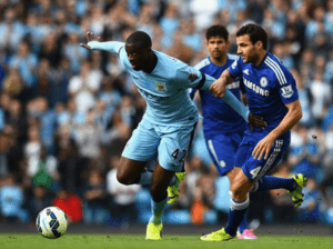 Chelsea 1 - 1 Manchester City 2015