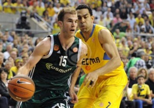 Nick Calathes Panathinaikos