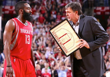 Kevin McHale James Harden