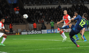 AS Monaco 0 - 2 Arsenal 2015