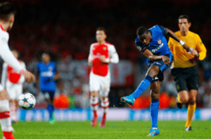 Arsenal FC 1 - 3 AS Monaco 2015