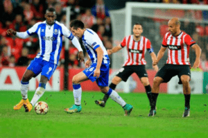 Athletic Bilbao 0 - 2 FC Porto