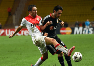 Bernardo Silva no AS Monaco