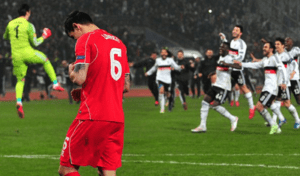 Besiktas 1 - 0 Liverpool 2015