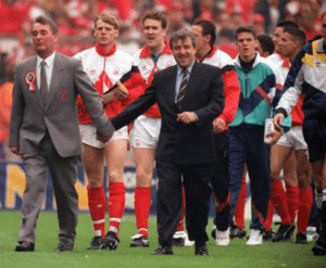 Brian Clough no Nottingham Forrest