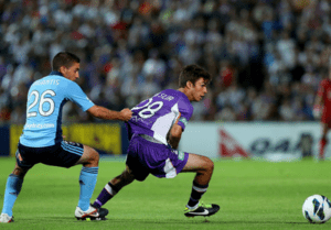 Daniel da Silva no Perth Glory