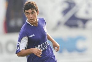 De Arrascaeta no Defensor Sporting