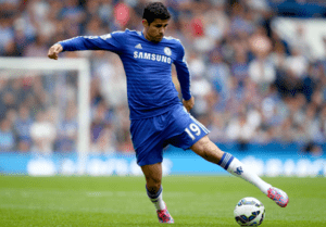 Diego Costa no Chelsea