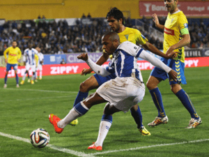 Estoril 2 - 2 FC Porto