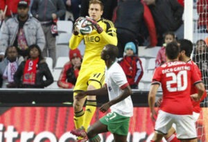 Jan Oblak no SL Benfica