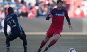 Matt Polster Chicago Fire