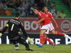 Sporting 1 - 1 Benfica 2013