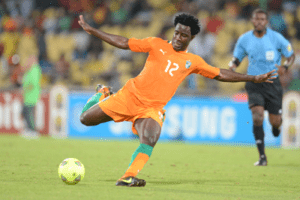 Wilfried Bony no Swansea