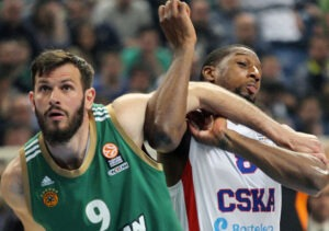 CSKA vs Panathinaikos