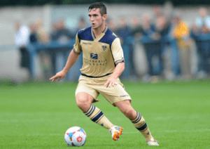 Lewis Cook no Leeds United