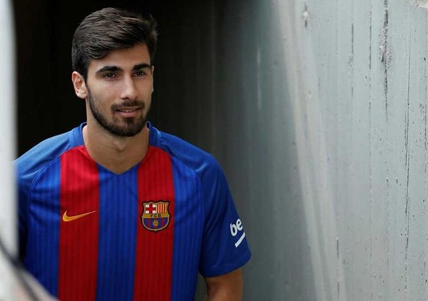 André Gomes Barcelona