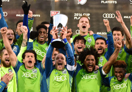 Seattle Sounders MLS 2016
